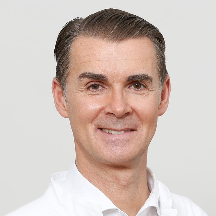 Internist Prof. Markus Stoffel aus München